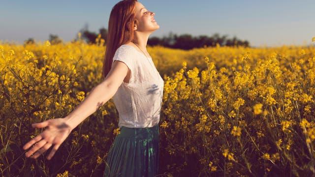 Quiz: 5 Fragen zum Glück