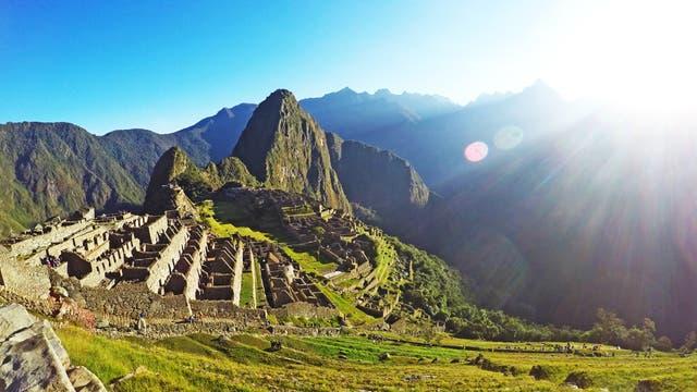 Machu Picchu - Metropole in luftigen Höhen