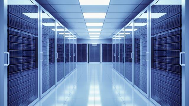 Ein Datencenter