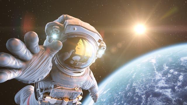 Künftig sollen mehr Astronautinnen ins All.