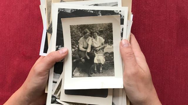 Alte Familienbilder