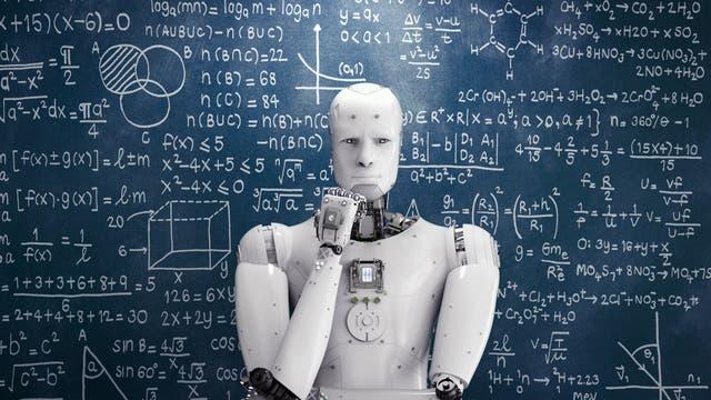 Denkende Maschinen