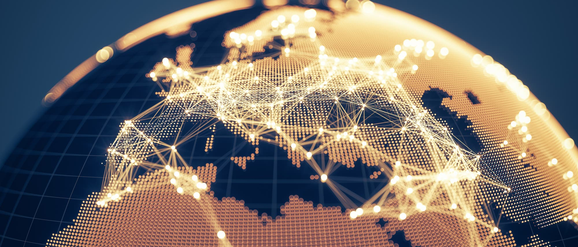 Vernetzung weltweit