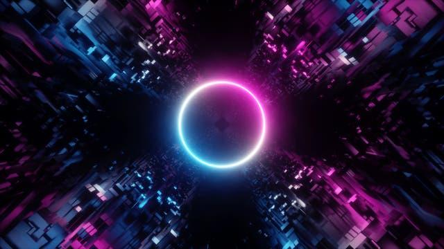 In der Cyberwelt