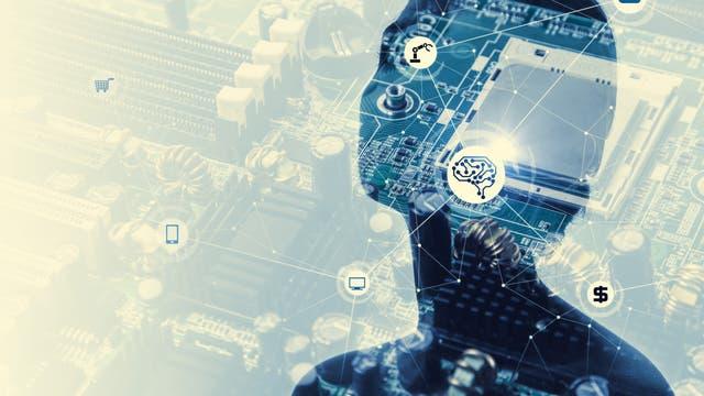 Was erwächst uns aus der Verknüpfung von Mensch und Maschine?