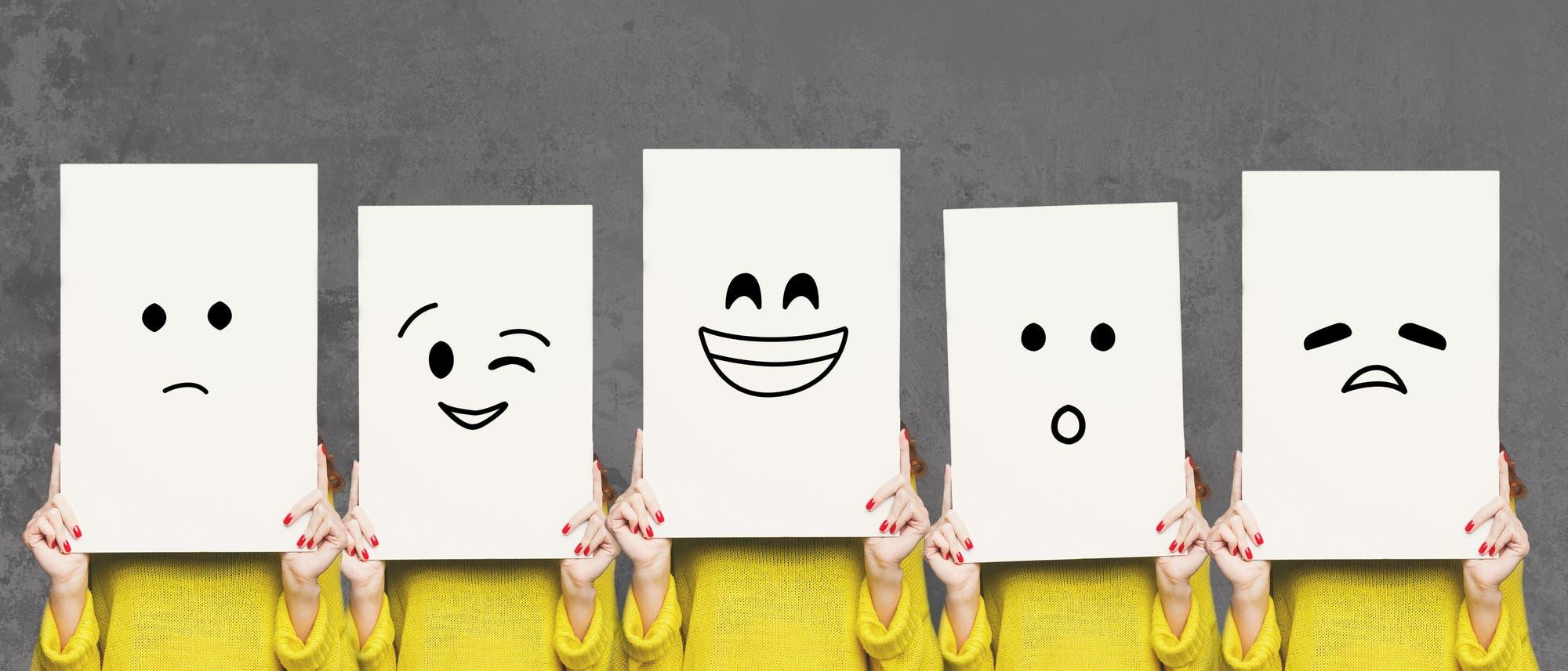 Emotionale Vielfalt ist gesund!