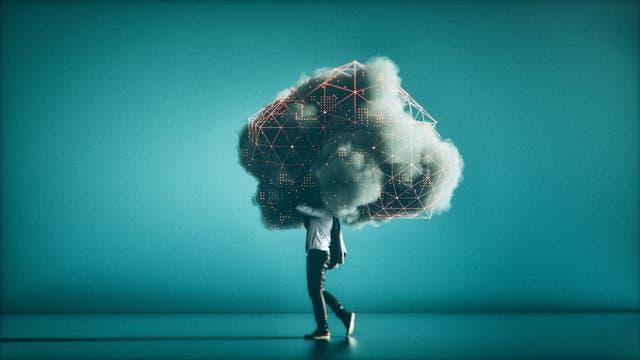 Gedankenräume im Kopf