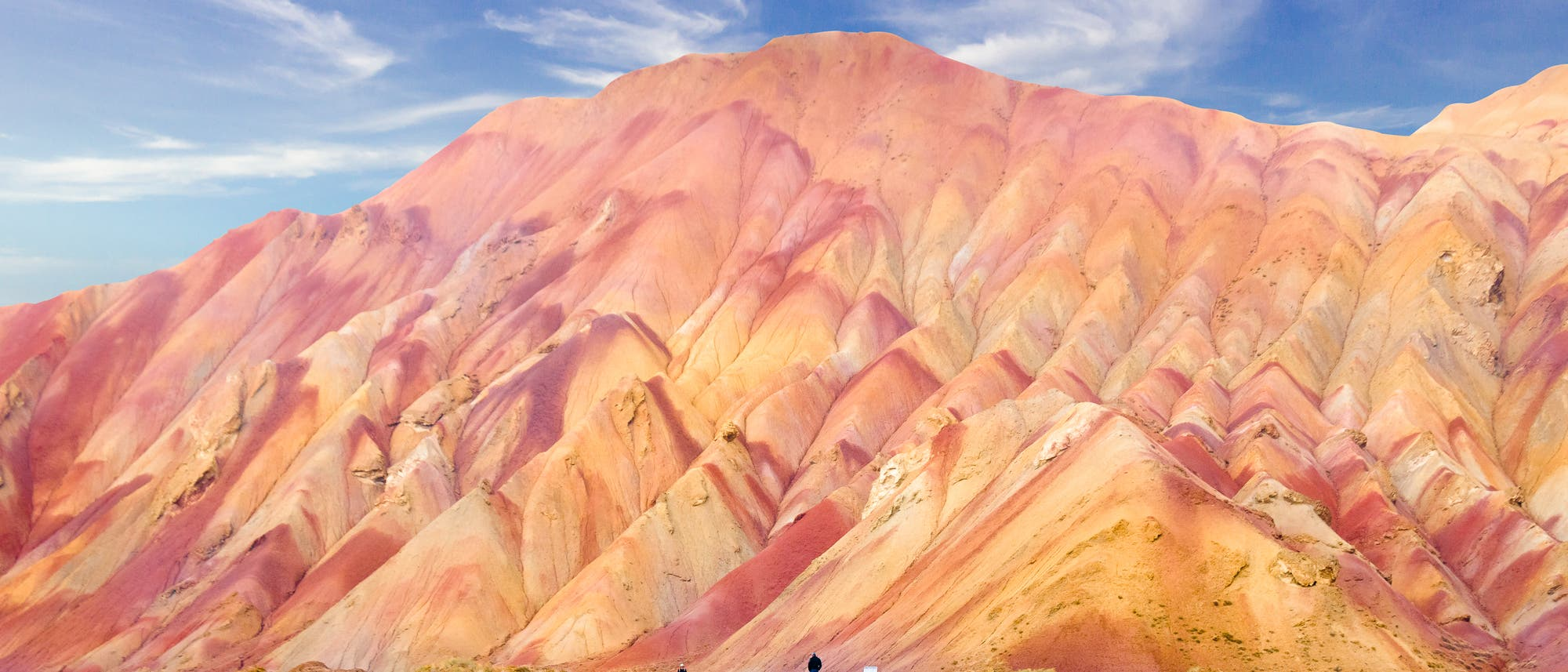Berge bei Täbris in Iran