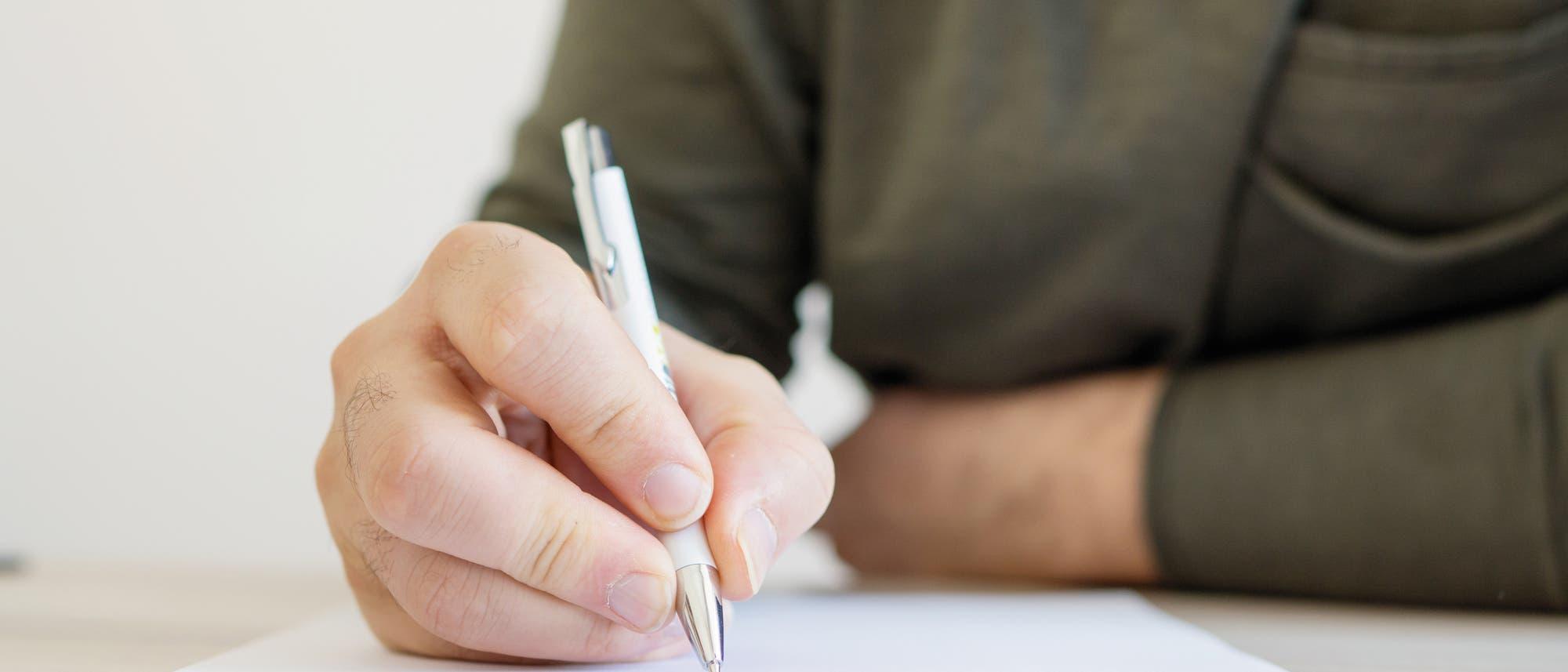 Der Dankesbrief: Hilfreiche Selbstoffenbarung
