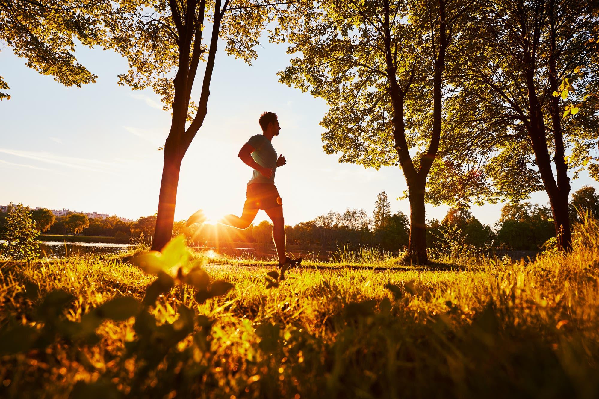 Früher waren wir alle Marathonläufer