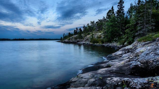 Isle-Royale-Nationalpark in Michigan