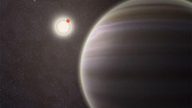 Das System um Planet PH1