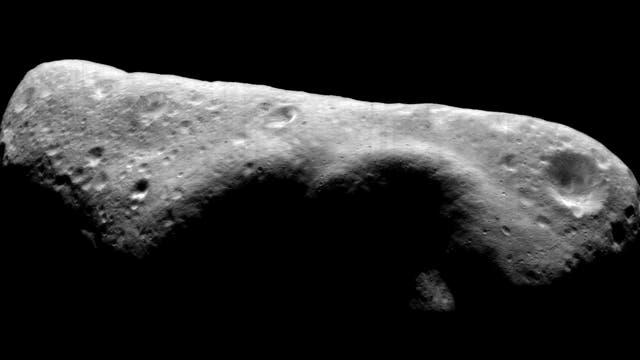 Asteroid 433 Eros (Symbolbild)