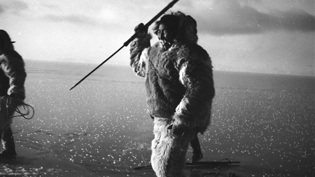 Heutiger Inuit