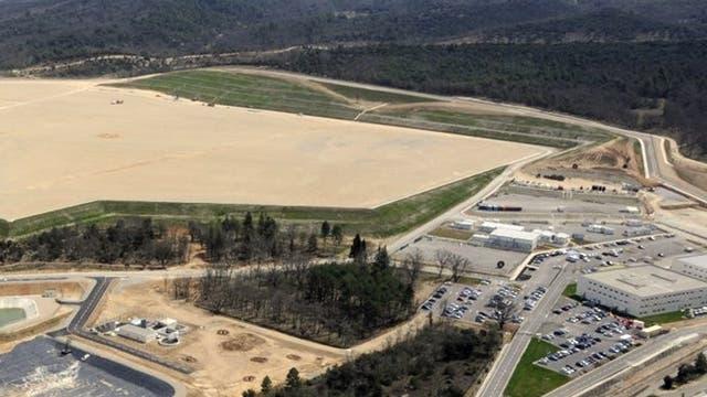 Baustelle des ITER