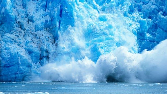 Auch Eisberge können Tsunamis auslösen