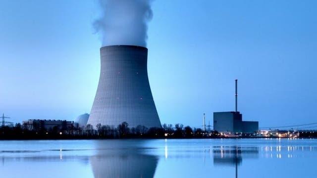 Kernkraftwerk (Symbolbild)