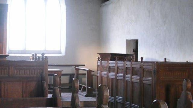Kapelle in Shropshire