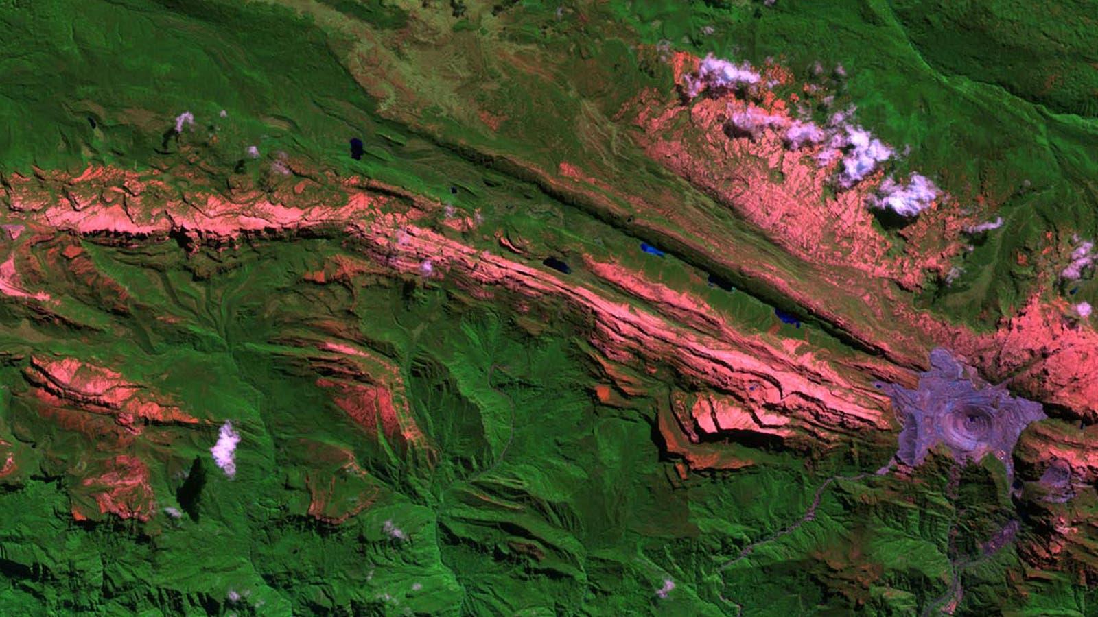 Puncak Jaya - mitten im Niemandsland