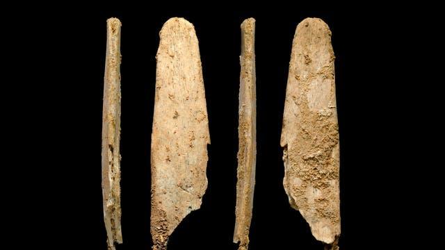Steinzeitliches Spezialgerät