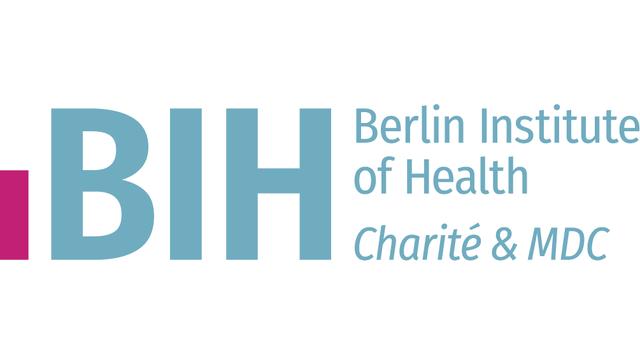 Partner-Logo: Berliner Institut für Gesundheitsforschung