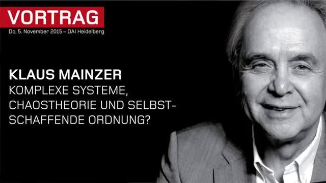 Klaus Mainzer