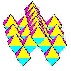 Polyeder aus unendlich vielen Dreiecken