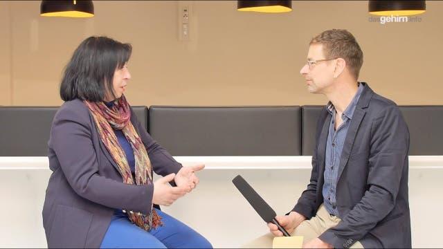 Herta Flor über Psychotherapie