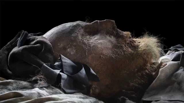 Mumie von Peder Winstrup