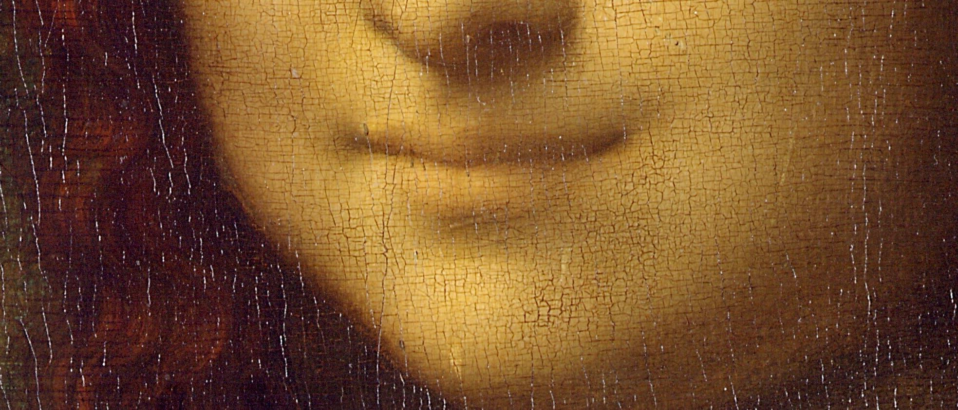 Das Lächeln der Mona Lisa