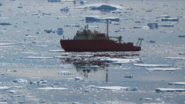 Polarforschung