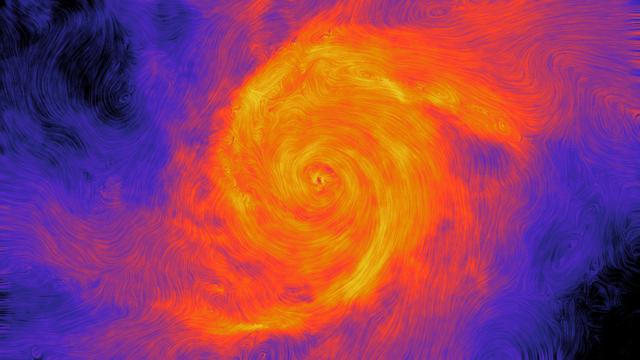 Magnetfelder der Milchstraße