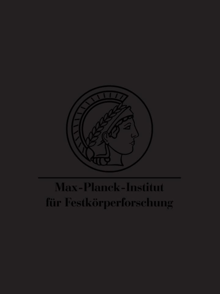 Max-Planck-Institut für Festkörperforschung