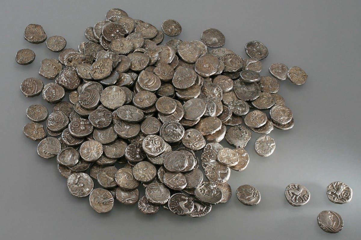 293 Silbermünzen