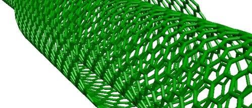 Mehrwandige Nanoröhrchen