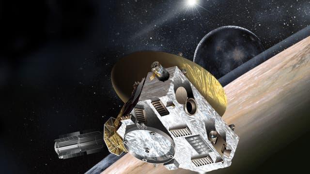 Raumsonde New Horizons