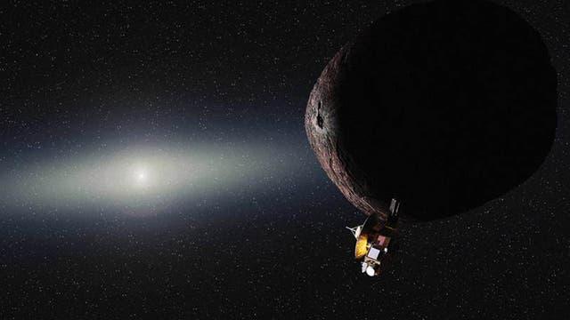 New Horizons passiert kleines Kuipergürtelobjekt