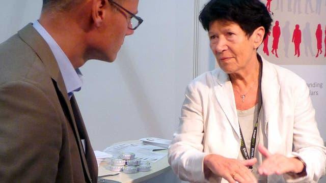 ERC-Präsidentin Helga Nowotny