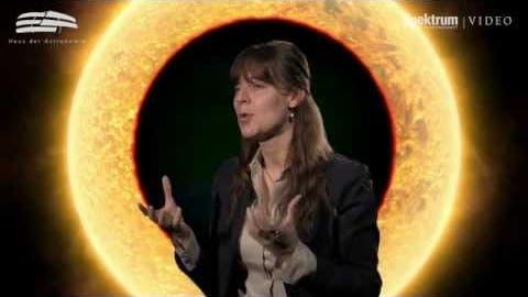 """Verrät sich die """"zweite Erde"""" durch ihre Atmosphäre?"""