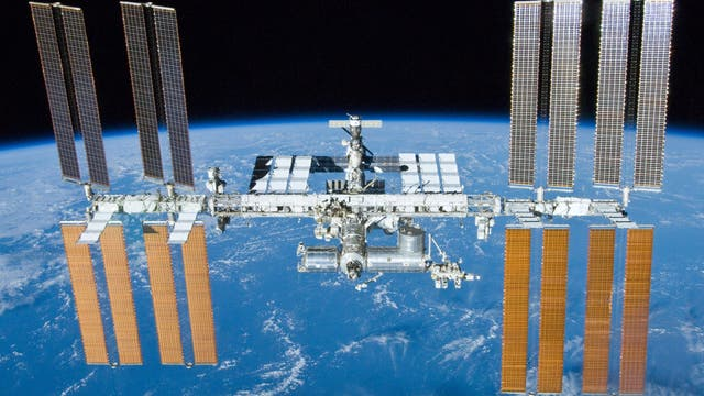 ISS – ein Forschungslabor im Weltraum