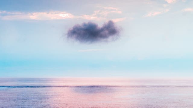 Unendliche ozeanische Weiten