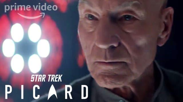 Picard muss seinen Ruhestand unterbrechen
