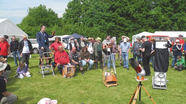 Internationales Teleskoptreffen Vogelsberg