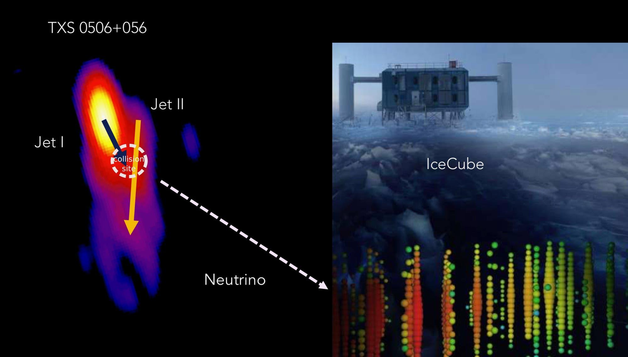 Neutrino 170922A