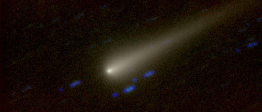 Komet ISON am 29. September 2013