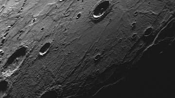 Das Rembrandt-Becken auf Merkur