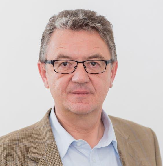 Ralf Reski, Professor für Pflanzenbiotechnologie an der Universität Freiburg