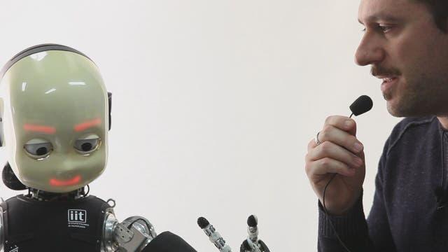 Können Roboter beste Freunde sein?