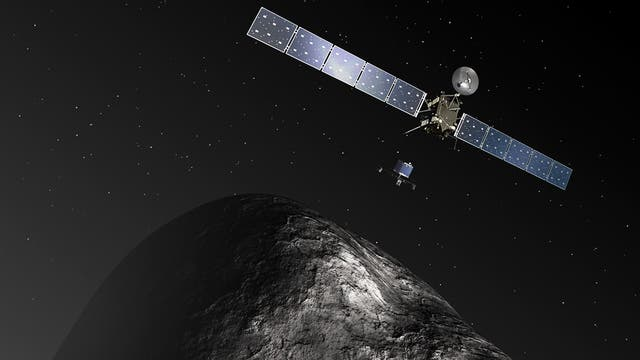 Rosetta und Philae