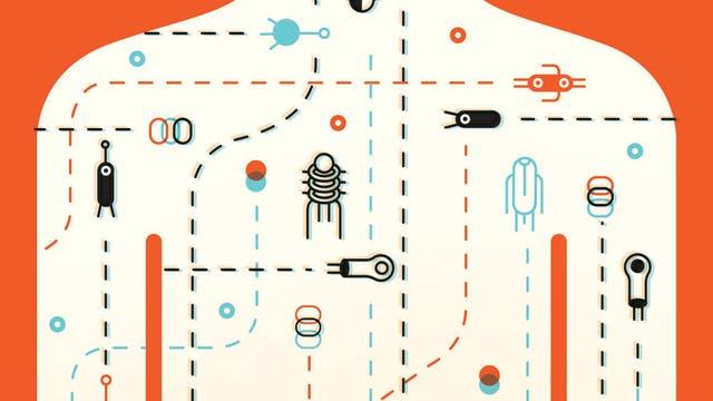 Miniaturmaschinen im Organismus